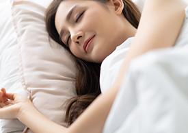 睡眠の質改善
